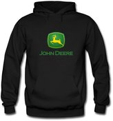 John Deere Trademark Logo For Mens Hoodies Sweatshirts Pullover Tops