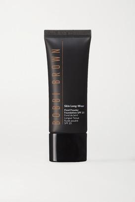 Bobbi Brown Skin Long-wear Fluid Powder Foundation Spf20 - Cool Golden