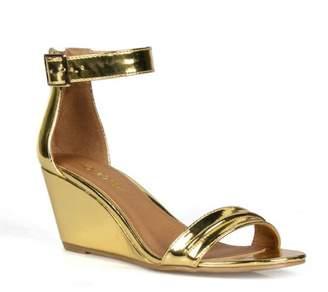 Hotsoles Gull Single Strap Women's Wedge Sandal