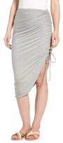 De Lacy DELACY Zoe Ruched Knit Skirt