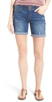 Women's Wit & Wisdom Ab-Solution Bermuda Denim Shorts