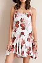 Entro Flirty Floral Sundress