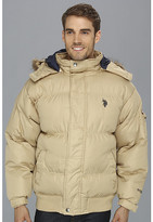 U.S. Polo Assn. Short Snorkel Coat w/ Small Pony
