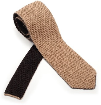Ermenegildo Zegna Knitted Tie