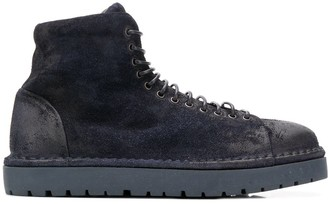 Marsèll Alpine Lace-Up Boots