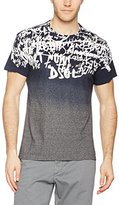 Desigual Men's TS_COLUMBUS T-Shirt,Medium