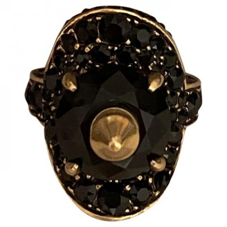 Gucci Gold Metal Rings