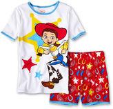 Disney Collection Jessie 2-pc. Pajamas - Girls 2-10