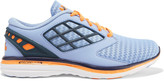APL Athletic Propulsion Labs Joyride mesh and faux leather sneakers