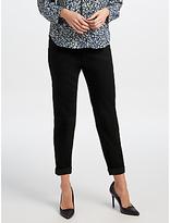 Gardeur Inga Straight Jeans, Black