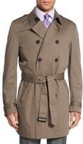 BOSS 'Dan' Cotton Rain Coat