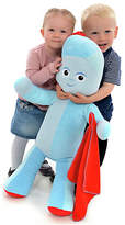 In the Night Garden Jumbo Huggable Igglepiggle 30 inch