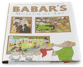 Yottoy Babar's Museum of Art Hardcover Book