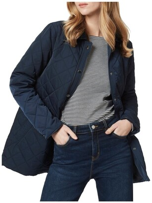 David Lawrence Darla Quilted Coat