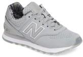 New Balance Women's 574 Luxe Rep Sneaker