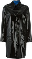 MM6 MAISON MARGIELA shiny long coat