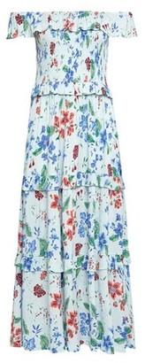 Dorothy Perkins Womens Floral Crinkle Midi Dress