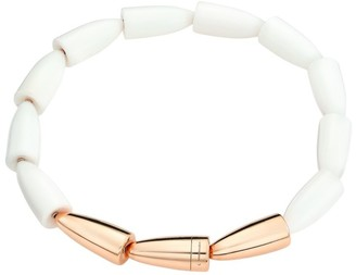 Vhernier Calla 18K Rose Gold & Kogolong Necklace