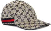 Gucci Gg Monogrammed Cap