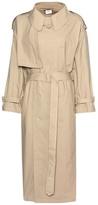Vetements Cotton Trench Coat