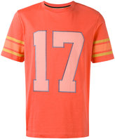 Paul Smith football-style T-shirt - men - Cotton - XS