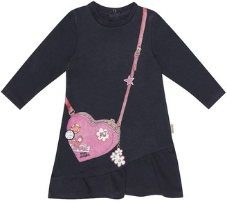 Marc Jacobs Baby printed cotton-blend dress