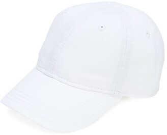 Lacoste Kids Six Panel Logo Embroidered Cap