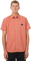 The Critical Slide Society Ryder Ss Mens Shirt Red