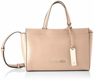 Calvin Klein ENFOLD MED TOTE Womens Cross-Body Bag