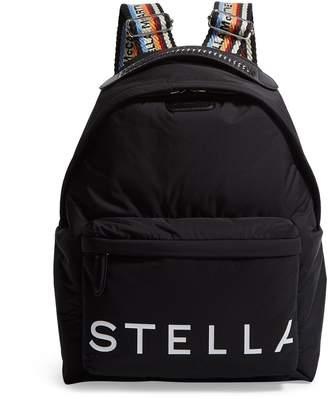 Stella McCartney Falabella GO Logo Backpack