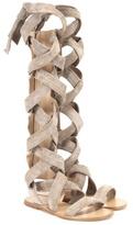 Rag & Bone Ilaria Suede Sandals