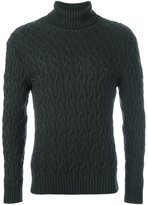 Etro turtleneck jumper