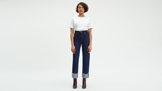 Levi's Ribcage Straight Selvedge Women's Jeans