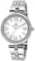 JLO by Jennifer Lopez JL-2879WMSB women's quartz wristwatch