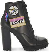 Aldo Glitterati ankle boots