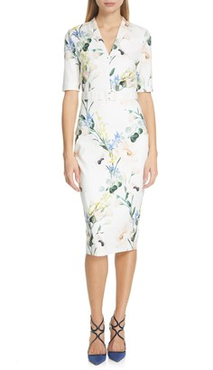 Ted Baker Lylli Elegance Pencil Dress