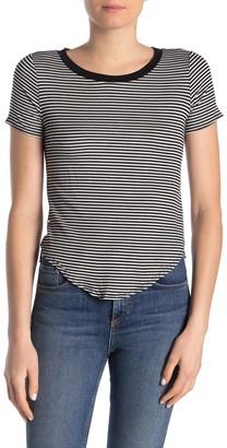 Blvd Stripe Knit T-Shirt