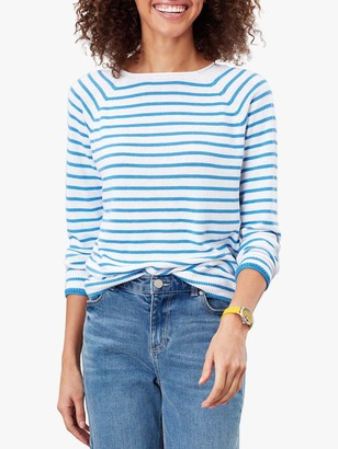 Joules Vicky Knitted Raglan Sleeve Jumper