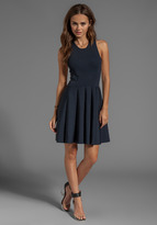 Parker Lulu Dress in Graphite