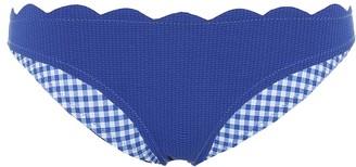 Marysia Swim Santa Barbara reversible bikini bottoms