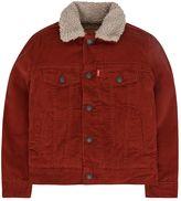 Levi's Boys 4-7x Corduroy Jacket