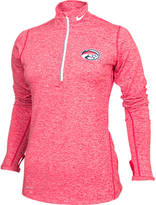 NIKE TEAM Women's Nike Houston Cougars College Heather Element Quarter-Zip Shirt