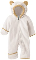 Columbia Kids Tiny Beartm II Bunting (Infant) (Chalk/Lion) Kid's Jumpsuit & Rompers One Piece