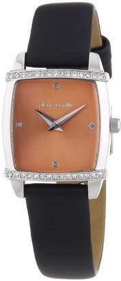 Pierre Cardin Women's Quartz Watch PC104632F05 PC104632F05 with Leather Strap