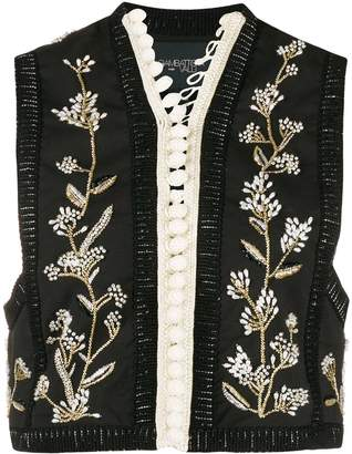 Giambattista Valli embellished vest