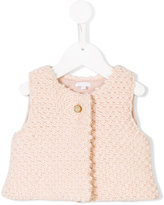 Chloé Kids knitted sleeveless top
