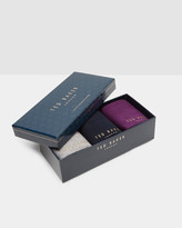 Ted Baker Organic Cotton Sock Set Assorted