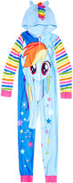 My Little Pony Hooded Pajamas, Little Girls (4-6X) and Big Girls (7-16)