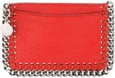 Stella McCartney 'Falabella' card holder