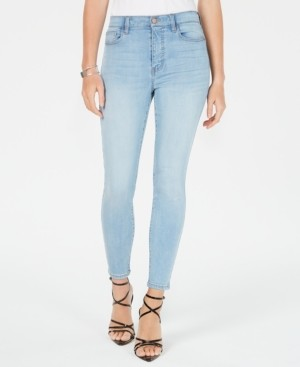 Celebrity Pink Curvy High Rise Ankle Skinny Jean